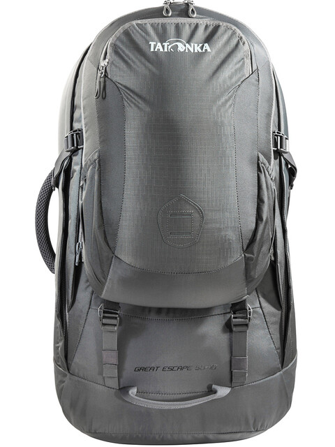Tatonka Great Escape 50+10 Backpack titan grey